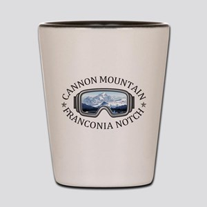 Cannon Mountain - Franconia Notch - N Shot Glass