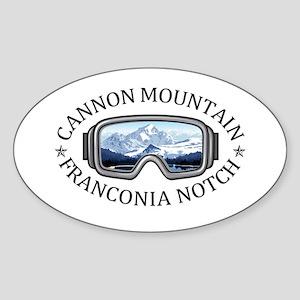 Cannon Mountain - Franconia Notch - New Sticker