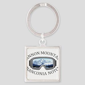 Cannon Mountain - Franconia Notch - Ne Keychains