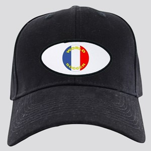 France World Cup Soccer Black Cap