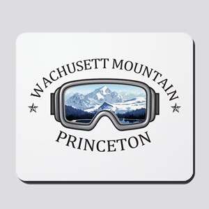 Wachusett Mountain - Princeton - Massa Mousepad