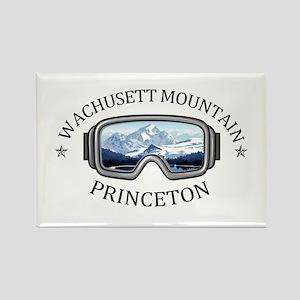 Wachusett Mountain - Princeton - Massach Magnets