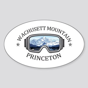 Wachusett Mountain - Princeton - Massach Sticker
