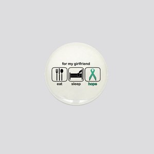 Girlfriend ESHope Ovarian Mini Button