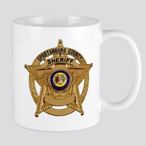 Spartanburg Sheriff Mug