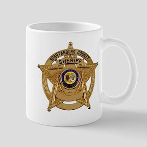 Spartanburg Sheriff Mug