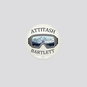 Attitash - Bartlett - New Hampshire Mini Button