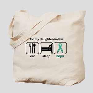 Daughter-in-law ESHope Ovarian Tote Bag