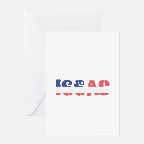 Issac Greeting Cards