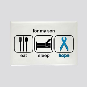 Son ESHope Prostate Rectangle Magnet