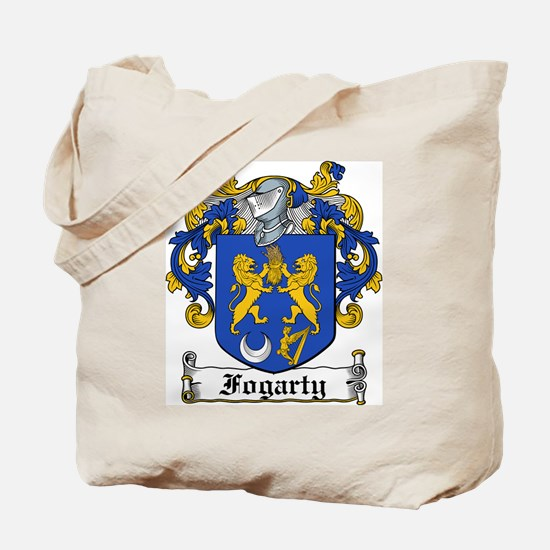 Fogarty Coat of Arms Tote Bag