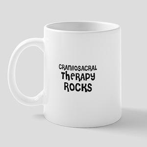 CRANIOSACRAL THERAPY  ROCKS Mug