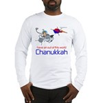 Out of this world Chanukkah Long Sleeve T-Shirt