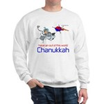 Out of this world Chanukkah Sweatshirt