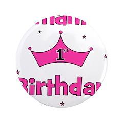 1st Birthday Princess Samanth 3.5