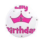 1st Birthday Princess Lily! 3.5