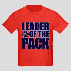 LEADER OF THE PACK Kids Dark T-Shirt