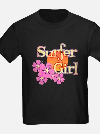 Little Surfer Girl T