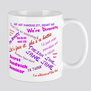 Olivia Quotes Mug
