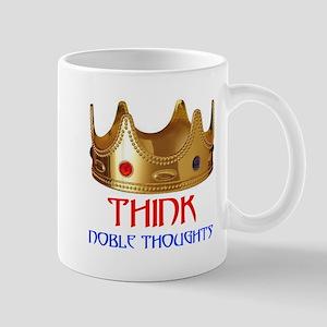 NOBLE THOUGHTS Mug