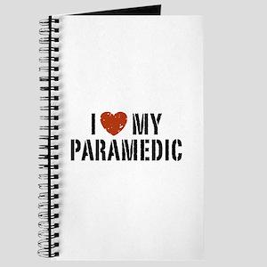 I Love My Paramedic Journal