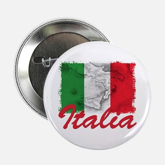 """italian pride 2.25"""" Button"""