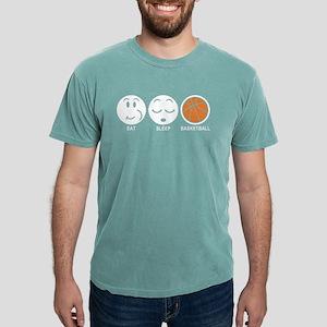 Eat Sleep Basketball Women's Dark T-Shirt