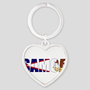 SAMOA T SHIRT Keychains