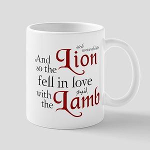 Lionlovelamb Mugs