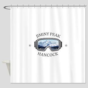 Jiminy Peak - Hancock - Massachus Shower Curtain