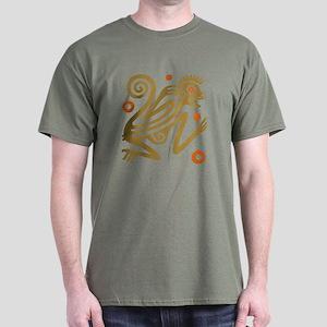 Tribal Monkey Dark T-Shirt