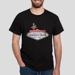 Fabulous Niagara Falls Dark T-Shirt