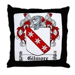 Gilmore Coat of Arms Throw Pillow