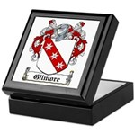Gilmore Coat of Arms Keepsake Box
