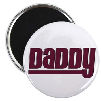 Daddy - Red Magnet