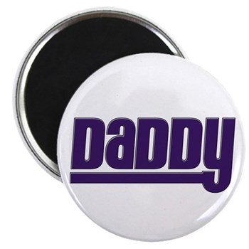 Daddy - Purple Magnet