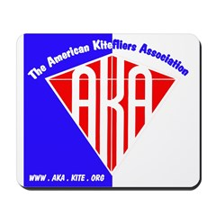 American Kitefliers Associati Mousepad
