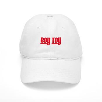 Boy Toy - Red Cap