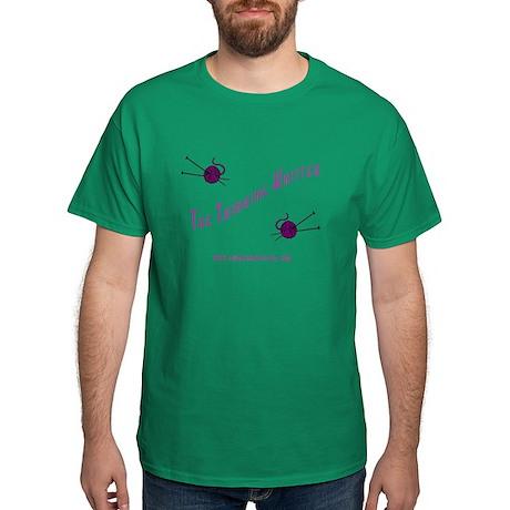 Thinking Knitter Dark T-Shirt