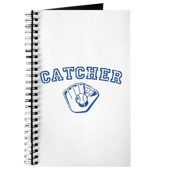 Catcher - Blue Journal