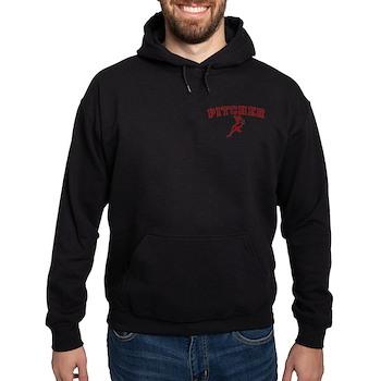 Pitcher - Red Hoodie (dark)