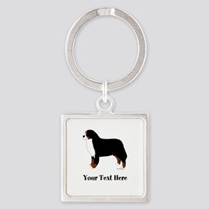 Berner - Your Text Keychains