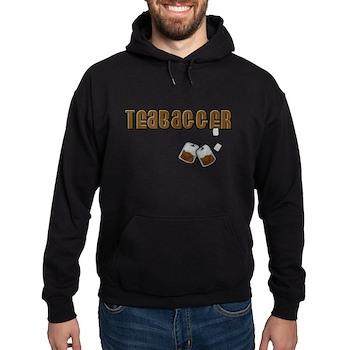 Teabagger Hoodie (dark)