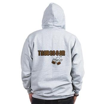 Teabagger Zip Hoodie