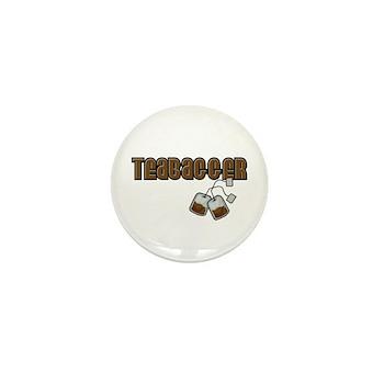 Teabagger Mini Button