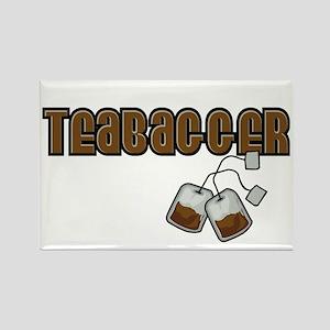 Teabagger Rectangle Magnet