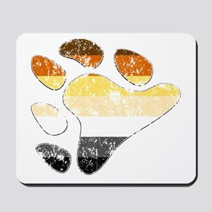 Bear Pride Claw Mousepad