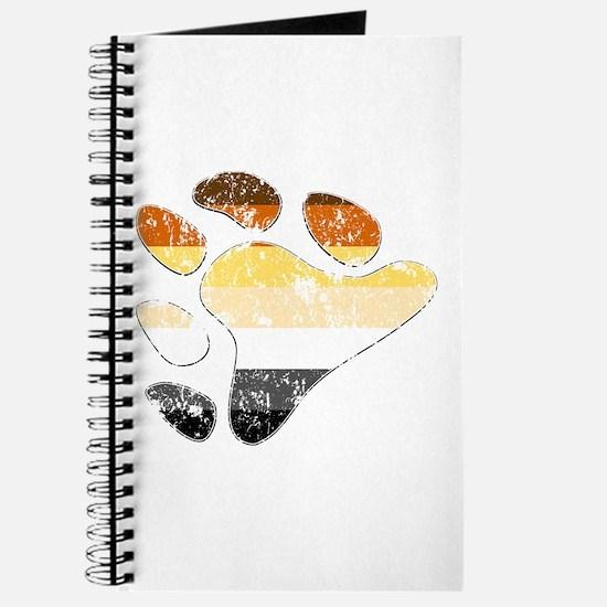 Bear Pride Claw Journal