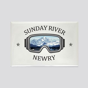 Sunday River - Newry - Maine Magnets