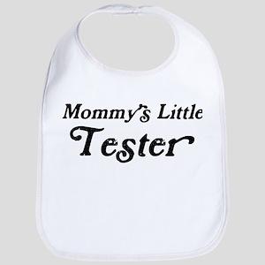Mommys Little Tester Bib